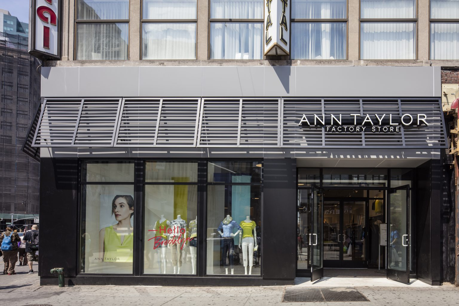 Ann Taylor Factory Store